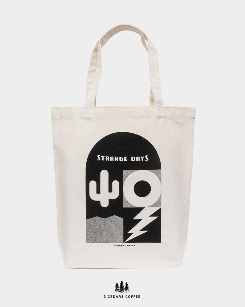 Strange Days Tote Bag